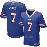 Camiseta Buffalo Bills Jones Azul 2016 Nike Elite NFL Hombre