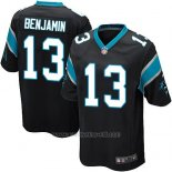 Camiseta Carolina Panthers Benjamin Negro Nike Game NFL Hombre