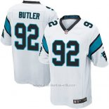 Camiseta Carolina Panthers Butler Blanco Nike Game NFL Hombre