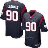 Camiseta Houston Texans Clowney Negro Nike Game NFL Hombre