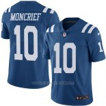 Camiseta Indianapolis Colts Moncrief Azul Nike Legend NFL Hombre
