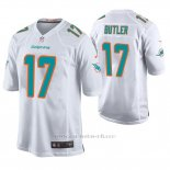 Camiseta NFL Game Hombre Miami Dolphins Brice Butler Blanco