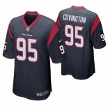 Camiseta NFL Game Hombre Texans Christian Covington Azul