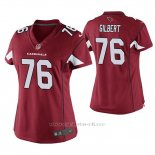 Camiseta NFL Game Mujer Arizona Cardinals Marcus Gilbert Rojo