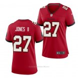 Camiseta NFL Game Mujer Buffalo Bills Ronald Jones Ii Rojo