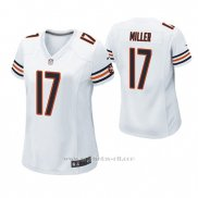 Camiseta NFL Game Mujer Chicago Bears Anthony Miller Blanco