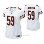 Camiseta NFL Game Mujer Chicago Bears Danny Trevathan Blanco