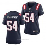 Camiseta NFL Game Mujer New England Patriots Dont'a Hightower Azul