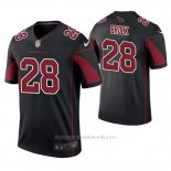 Camiseta NFL Legend Hombre Arizona Cardinals Tramaine Brock Negro Color Rush