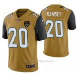 Camiseta NFL Limited Hombre St Louis Rams Jaguars Jalen Oro Color Rush