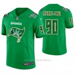 Camiseta NFL Limited Hombre Tampa Bay Buccaneers Jason Pierre Paul St. Patrick's Day Verde