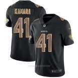 Camiseta NFL Limited New Orleans Saints Kamara Black Impact