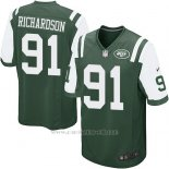 Camiseta New York Jets Richardson Verde Nike Game NFL Nino