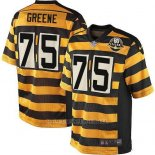 Camiseta Pittsburgh Steelers Greene Amarillo Nike Game NFL Nino
