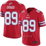 Camiseta Buffalo Bills Gragg Rojo Nike Legend NFL Hombre