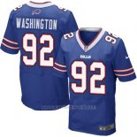 Camiseta Buffalo Bills Washington Azul Nike Elite NFL Hombre