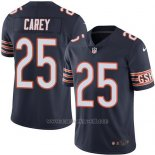 Camiseta Chicago Bears Carey Profundo Azul Nike Legend NFL Hombre