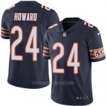 Camiseta Chicago Bears Howard Profundo Azul Nike Legend NFL Hombre