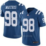 Camiseta Indianapolis Colts Mathis Azul Nike Legend NFL Hombre