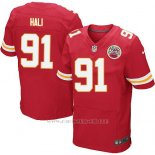 Camiseta Kansas City Chiefs Hali Rojo Nike Elite NFL Hombre