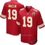 Camiseta Kansas City Chiefs Maclin Rojo Nike Game NFL Nino