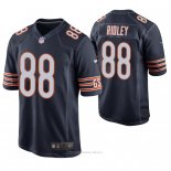 Camiseta NFL Game Hombre Chicago Bears Riley Ridley Azul