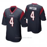 Camiseta NFL Game Hombre Houston Texans Deshaun Watson Azul