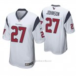 Camiseta NFL Game Hombre Houston Texans Duke Johnson Blanco
