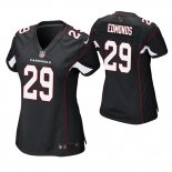 Camiseta NFL Game Mujer Arizona Cardinals Chase Edmonds Negro