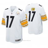 Camiseta NFL Game Pittsburgh Steelers Deon Cain Blanco