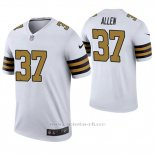 Camiseta NFL Legend Hombre New Orleans Saints Javorius Allen Blanco Color Rush
