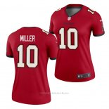 Camiseta NFL Legend Mujer Buffalo Bills Scotty Miller Rojo