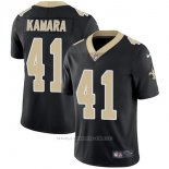 Camiseta NFL Limited Hombre 41 Kamara New Orleans Saints Negro