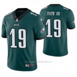 Camiseta NFL Limited Hombre Philadelphia Eagles Golden Tate Verde Vapor Untouchable