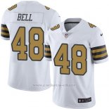 Camiseta New Orleans Saints Bell Blanco Nike Legend NFL Hombre