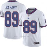 Camiseta New York Giants Bavaro Blanco Nike Legend NFL Hombre