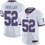 Camiseta New York Giants Casillas Blanco Nike Legend NFL Hombre