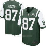 Camiseta New York Jets Decker Verde Nike Game NFL Nino
