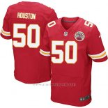 Camiseta Kansas City Chiefs Houston Rojo Nike Elite NFL Hombre