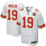 Camiseta Kansas City Chiefs Maclin Blanco Nike Game NFL Nino