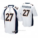 Camiseta NFL Game Hombre Denver Broncos Horace Richardson Blanco