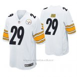 Camiseta NFL Game Hombre Pittsburgh Steelers Brian Allen Blanco