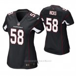 Camiseta NFL Game Mujer Arizona Cardinals Jordan Hicks Negro