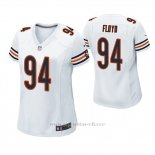 Camiseta NFL Game Mujer Chicago Bears Leonard Floyd Blanco