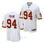 Camiseta NFL Game Washington Redskins Da'ron Payne Blanco