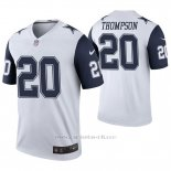 Camiseta NFL Legend Hombre Dallas Cowboys Darian Thompson Blanco Color Rush