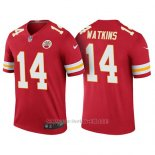 Camiseta NFL Legend Hombre Kansas City Chiefs Sammy Watkins Rojo Color Rush