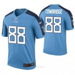 Camiseta NFL Legend Hombre Tennessee Titans Keith Towbridge Color Rush Azul