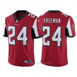 Camiseta NFL Limited Hombre Atlanta Falcons 24 Devonta Freeman Rojo