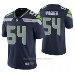 Camiseta NFL Limited Hombre Seattle Seahawks Bobby Wagner Azul Vapor Untouchable